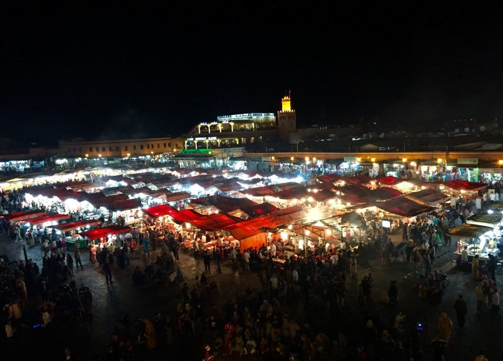 Morocco adventure travel - Marrakesh