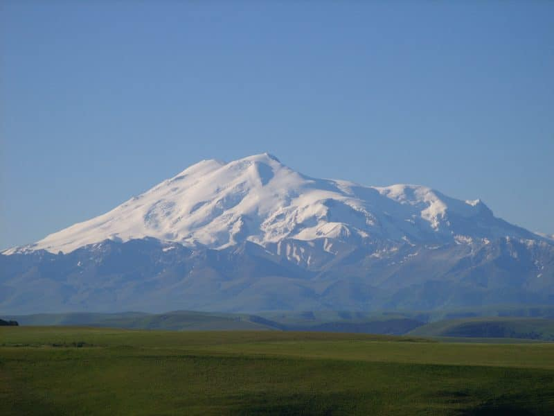 Mount Elbrus trek
