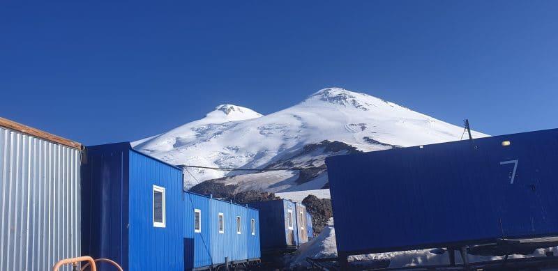 Climbing Mount Elbrus Russia