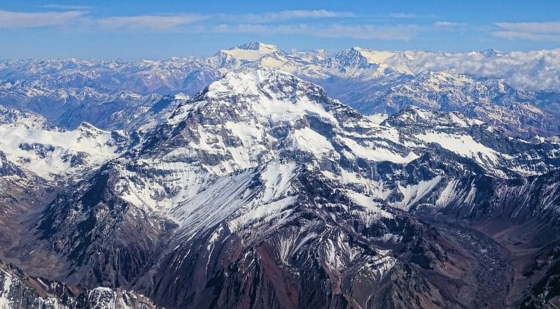 Aconcagua expedition trip