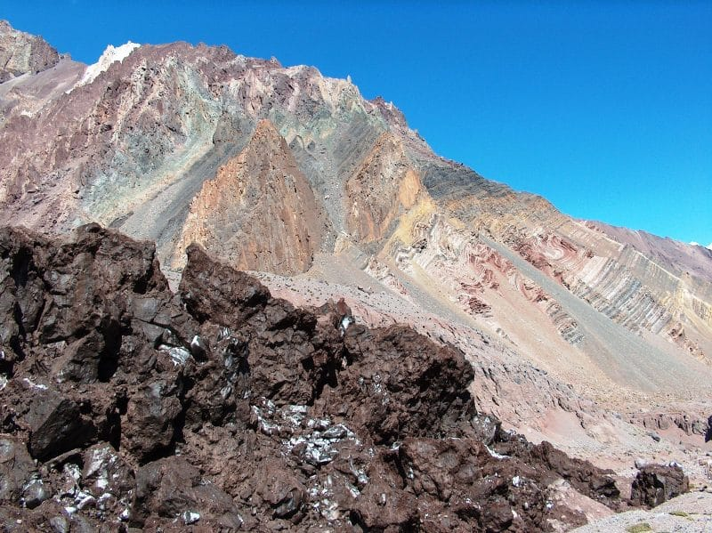 Trekking Mount Aconcagua