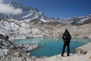 Everest Base Camp trek - Gyoko Lakes