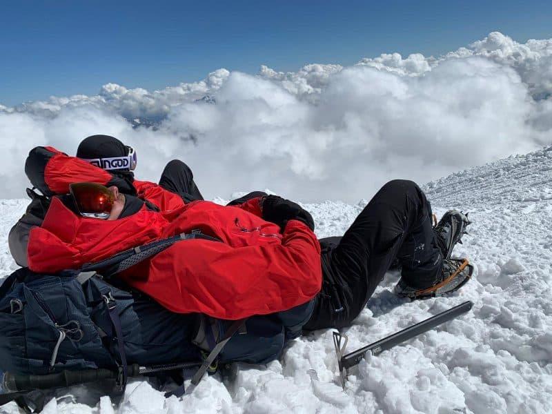 Mount Elbrus climb Russia