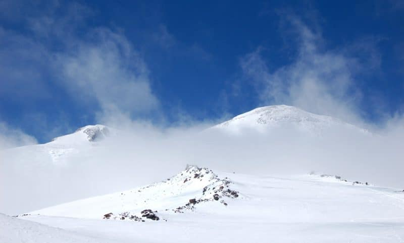 Mt Elbrus trek
