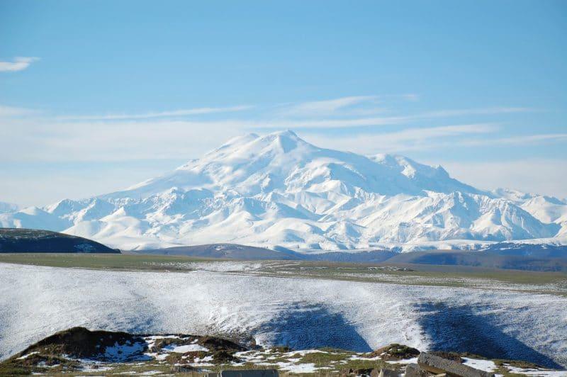 Mount Elbrus trekking trip
