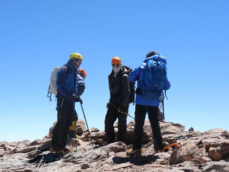 Trekking Mt Aconcagua