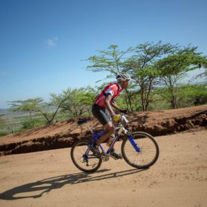 Included in bucket list trip Kilimanjaro to Ngorongoro Crater Cycle Tour