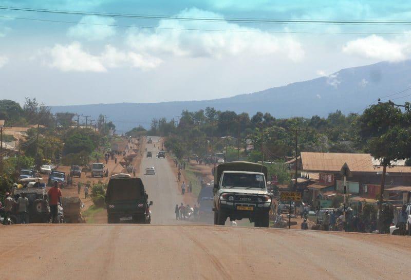 Karatu town
