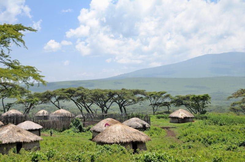 Ngorongoro Conservation Area trekking trip