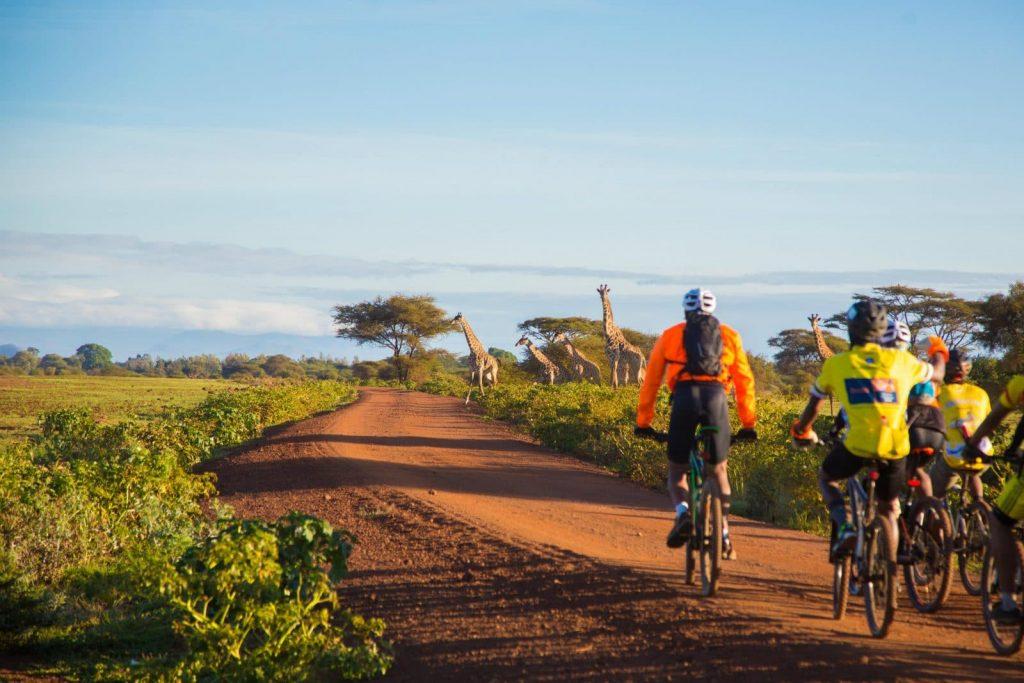 Tanzania cycling trip