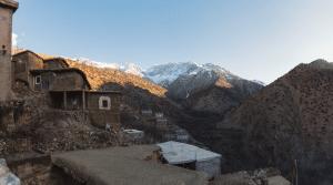 Mount Toubkal trek - Imlil village