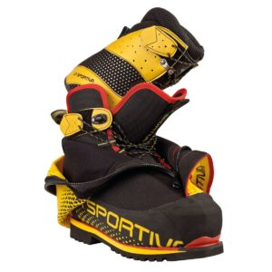 La Sportiva Olympus Mons for high altitude trekking trips