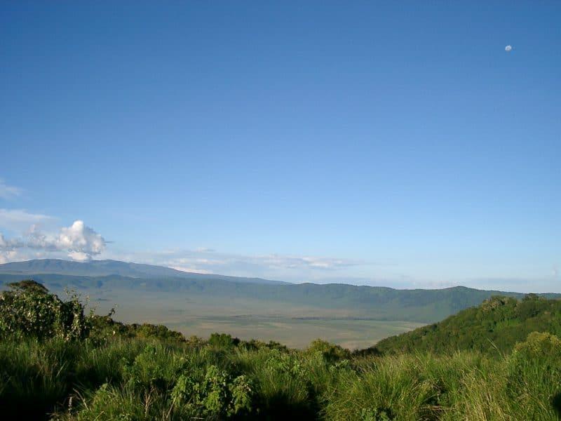 Ngorongoro Highlands trip