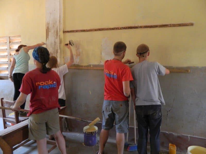 Tanzania painting school