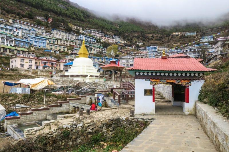 Namche Bazaar - Everest Base Camp trek