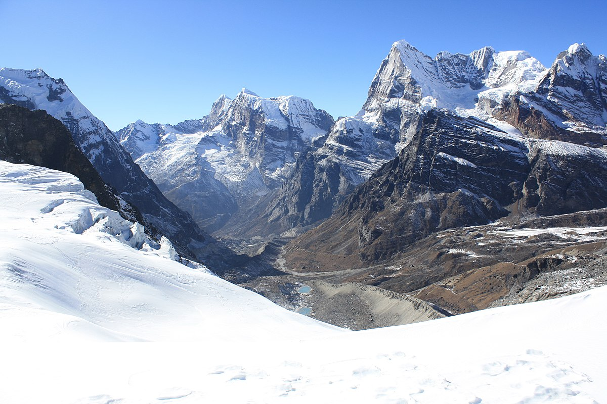 Mera Peak trek, Nepal