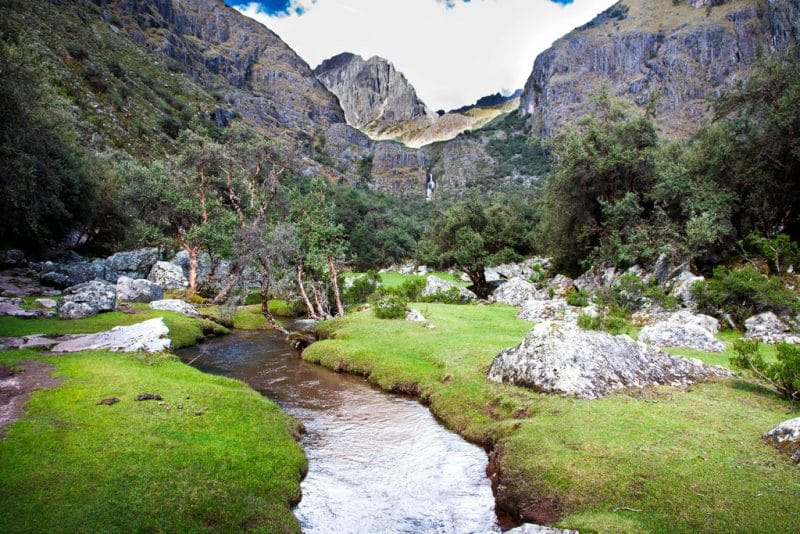 Lares Trek - hot springs