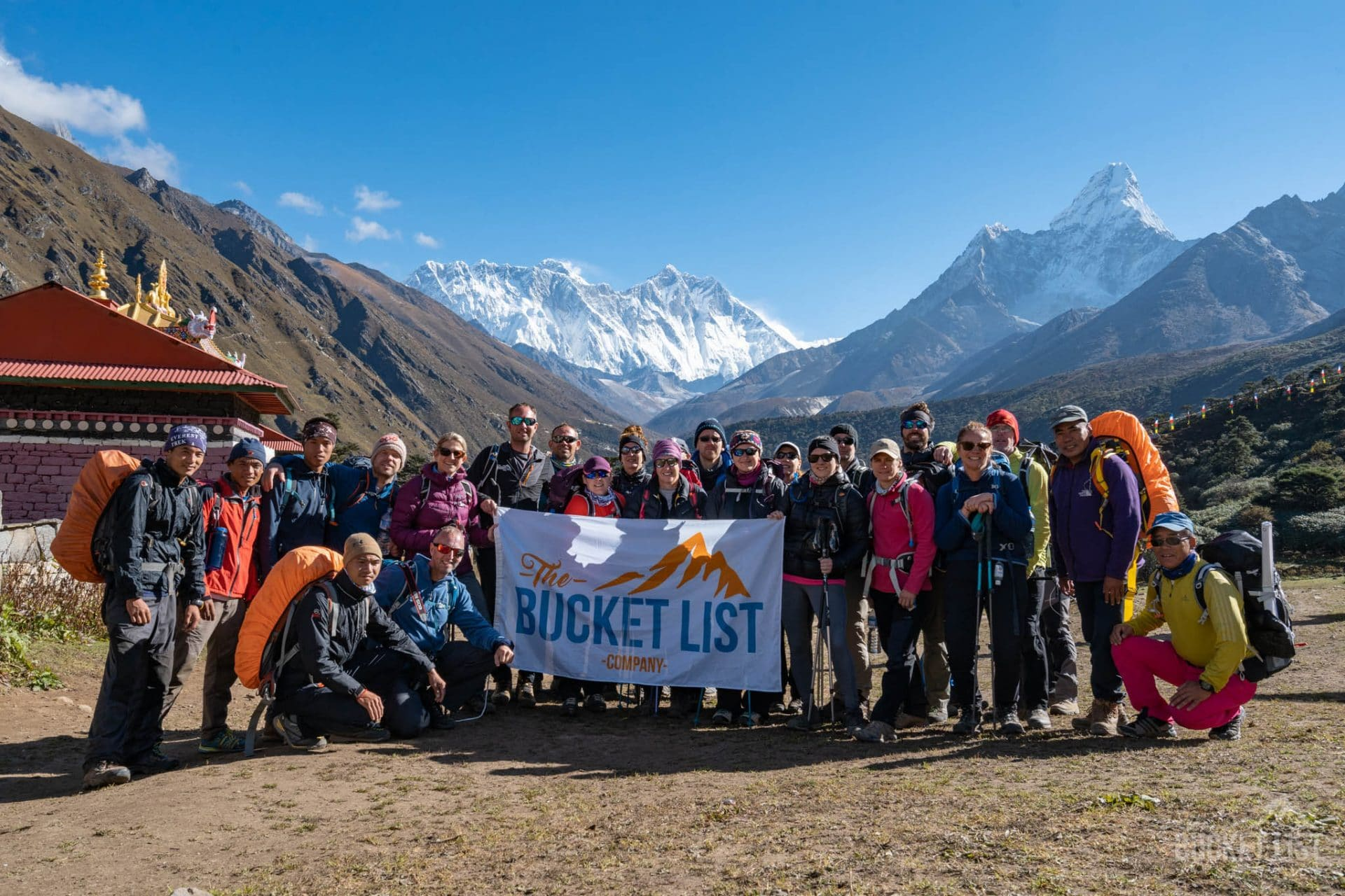 Do I need to train for Everest Base Camp?