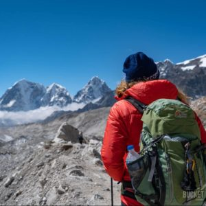 Included in bucket list trip Everest Base Camp Trek