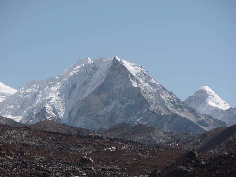 Island Peak trek