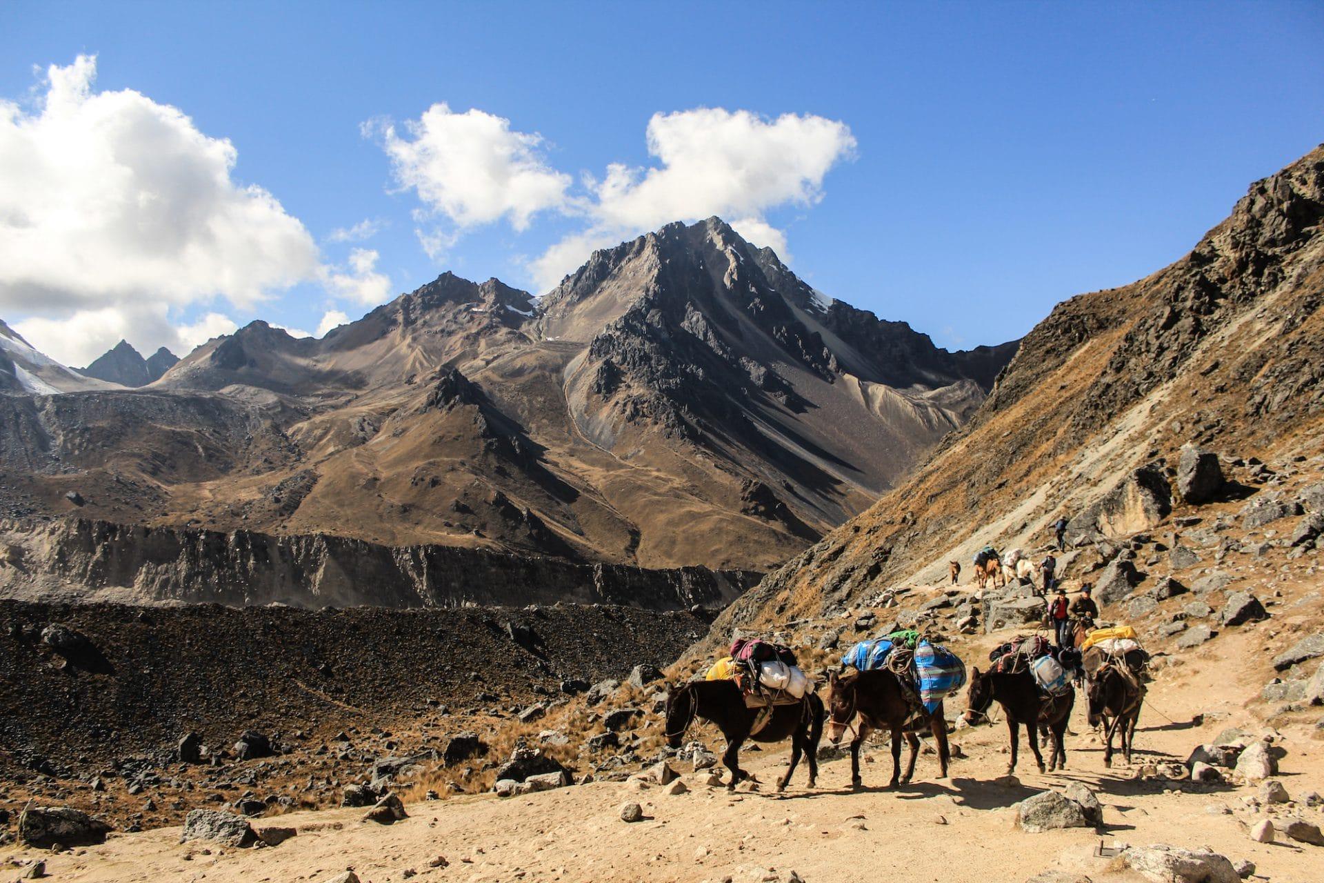 Lares Trek to Machu Picchu