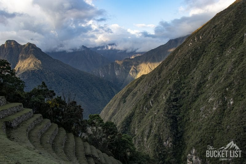Peru trekking on the Inca Trail