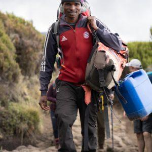 Included in bucket list trip Ngorongoro Highlands Trek