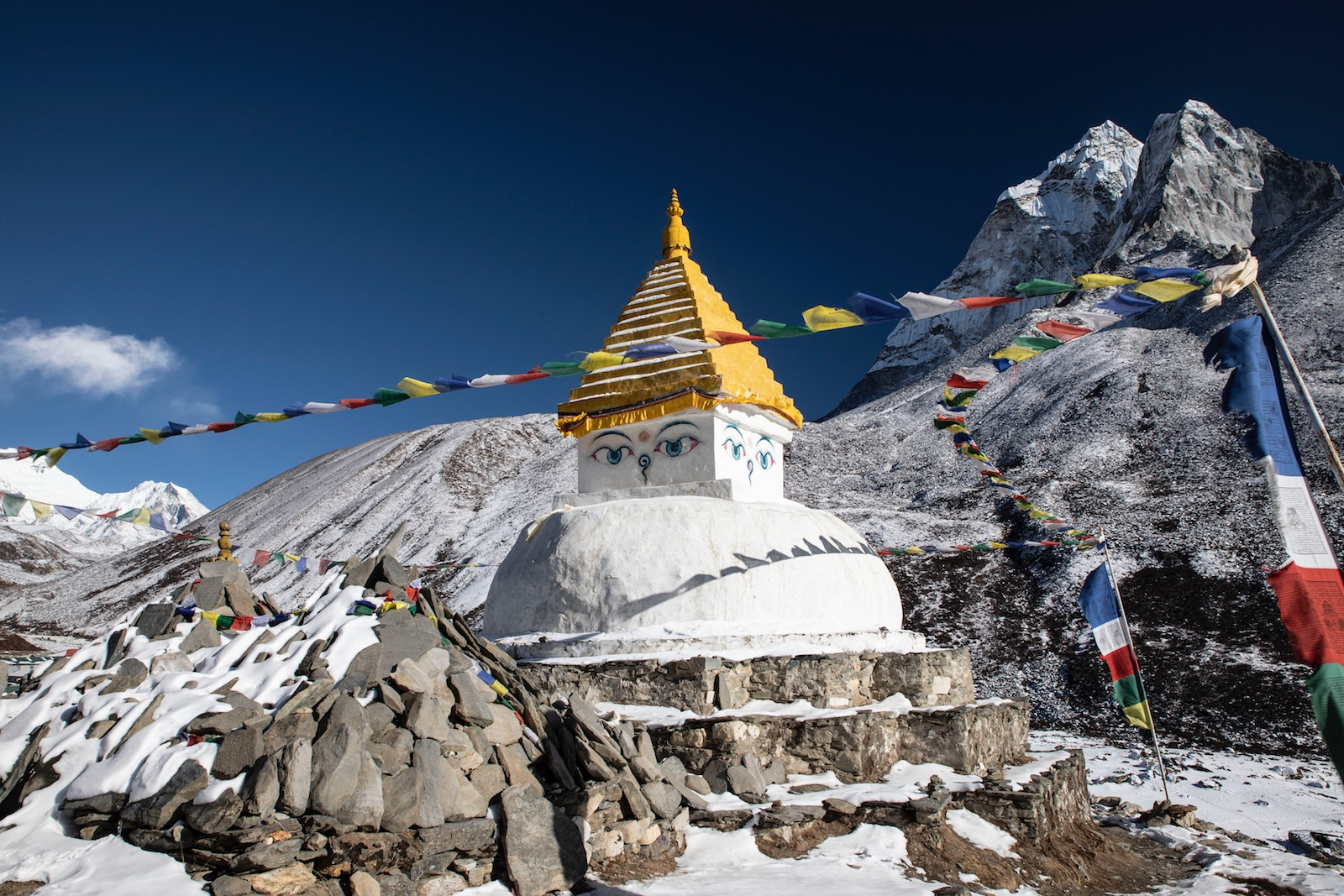 Dingboche - trekking Everest Base Camp