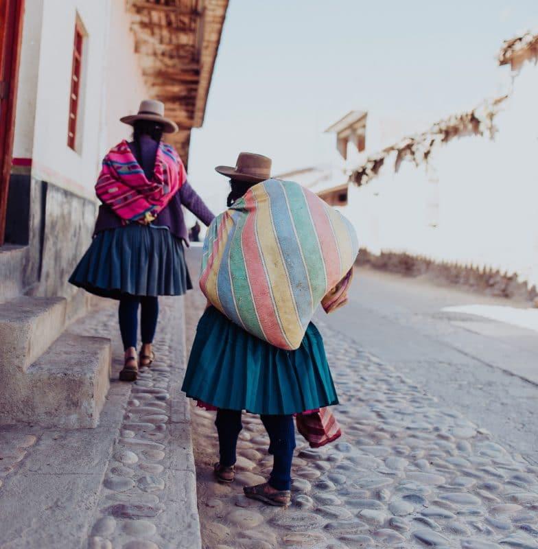 Cusco, Peru - trek to Machu Picchu