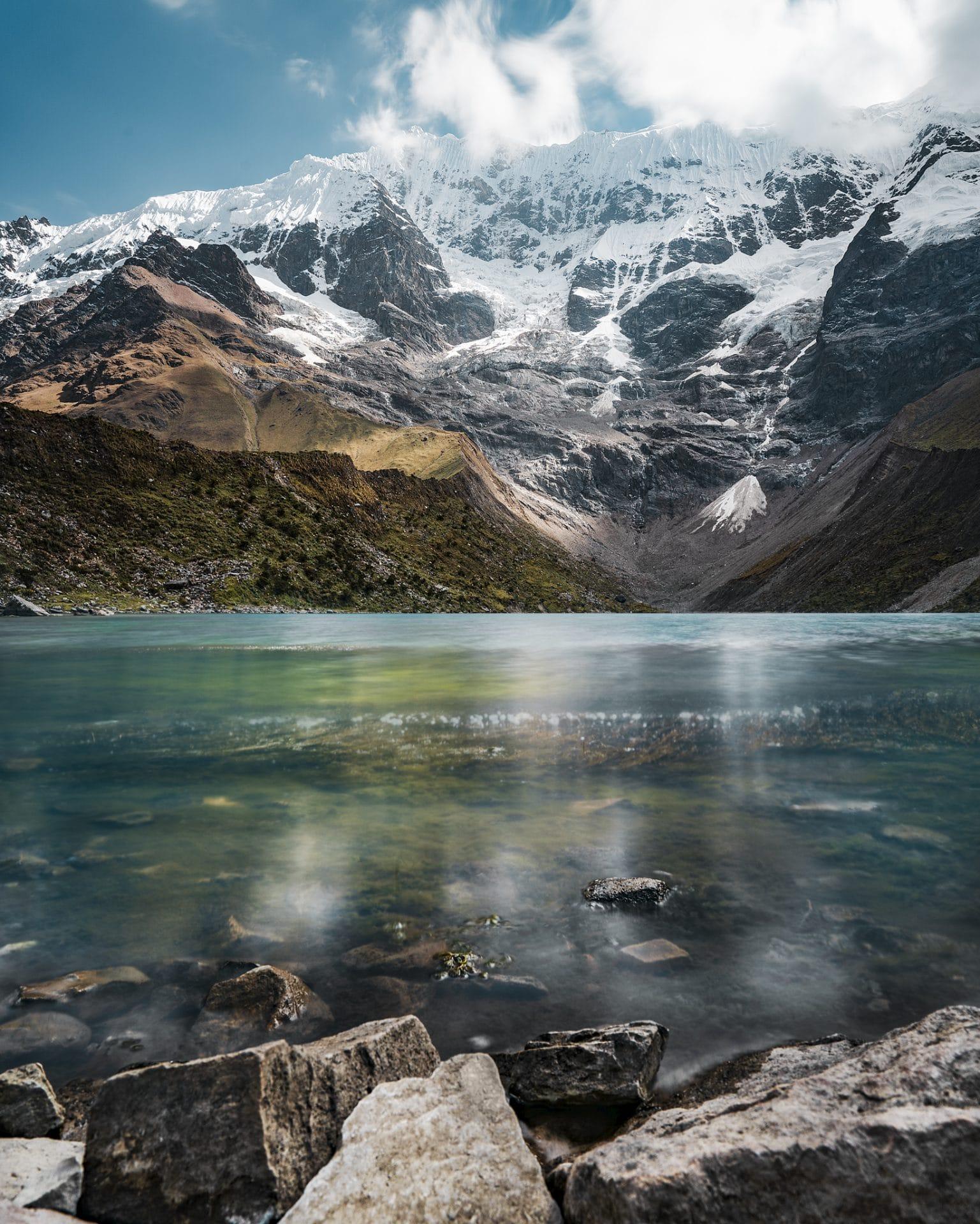 salkantay vs inca trail