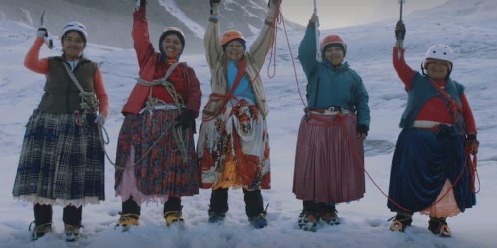The Cholita Climbers of Bolivia