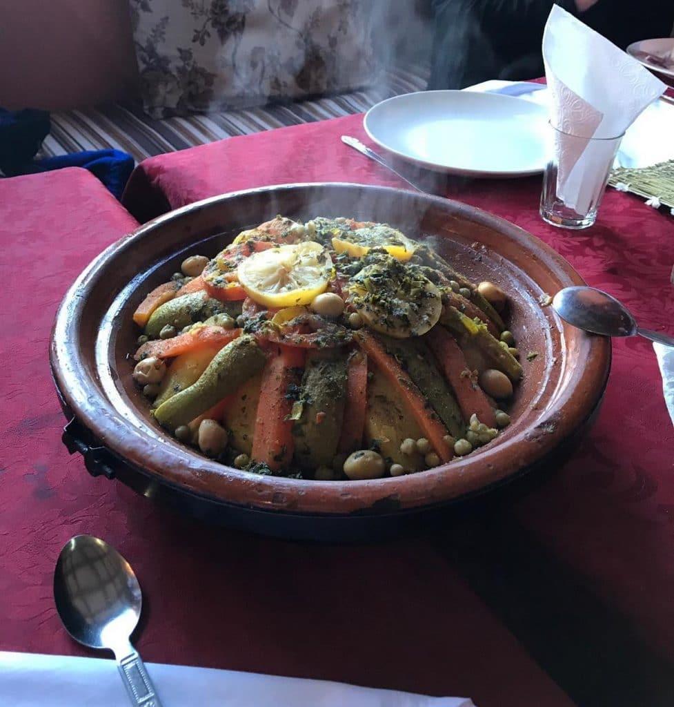 Tagine - food in Marrakech