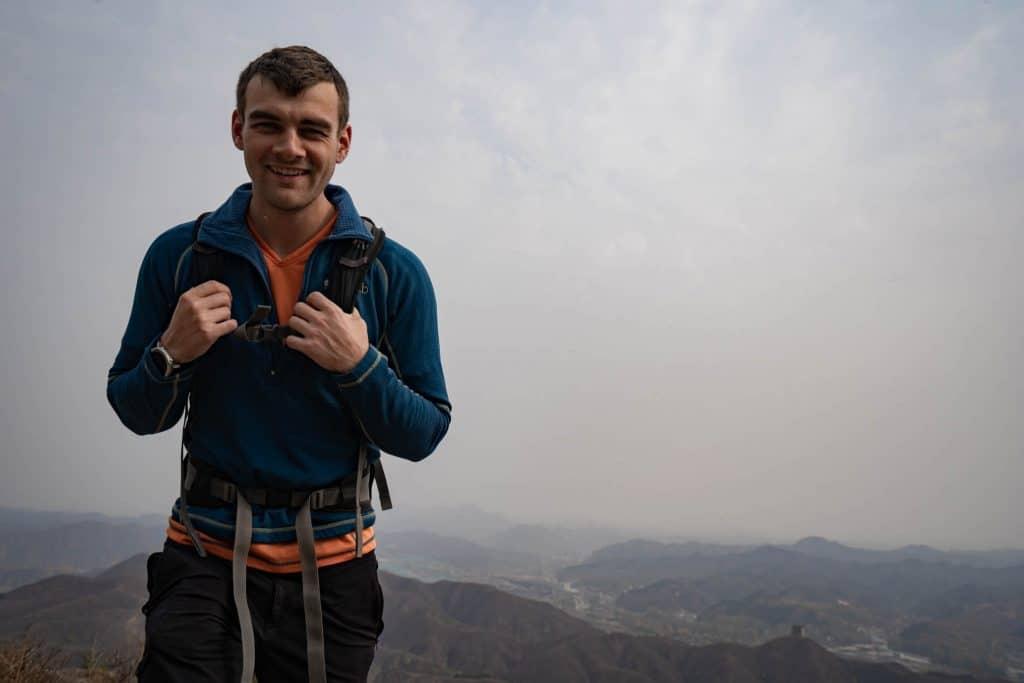 Trekking guide Gareth