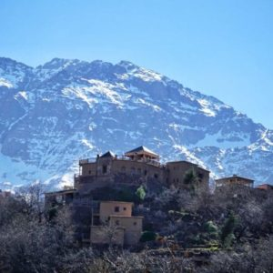 Included in bucket list trip Mount Toubkal Trek