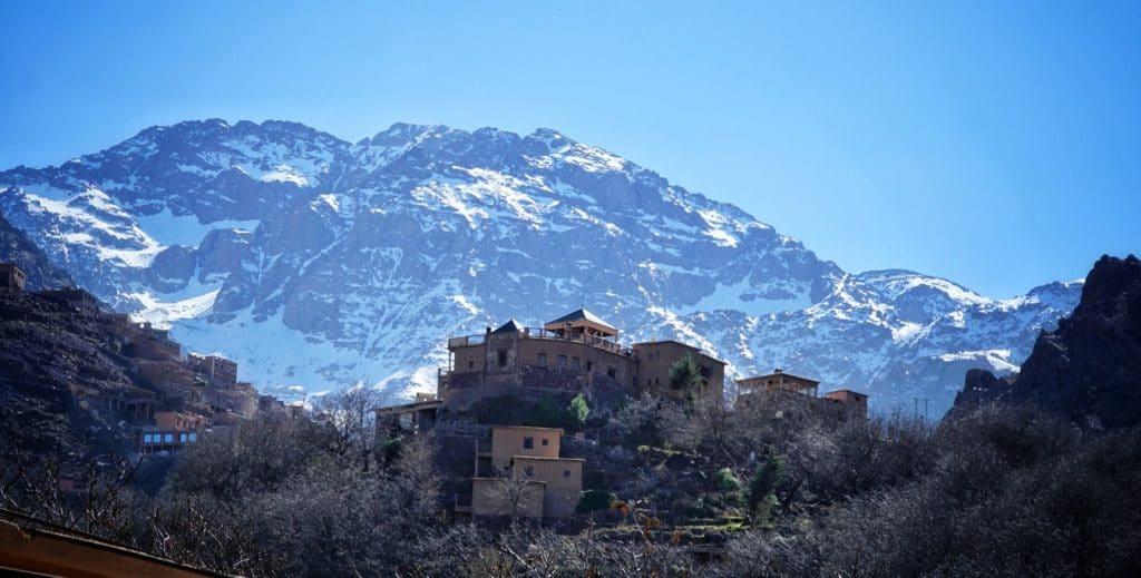 Atlas Mountains trekking Morocco