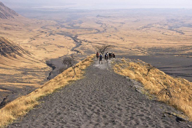 Tanzania trekking trip