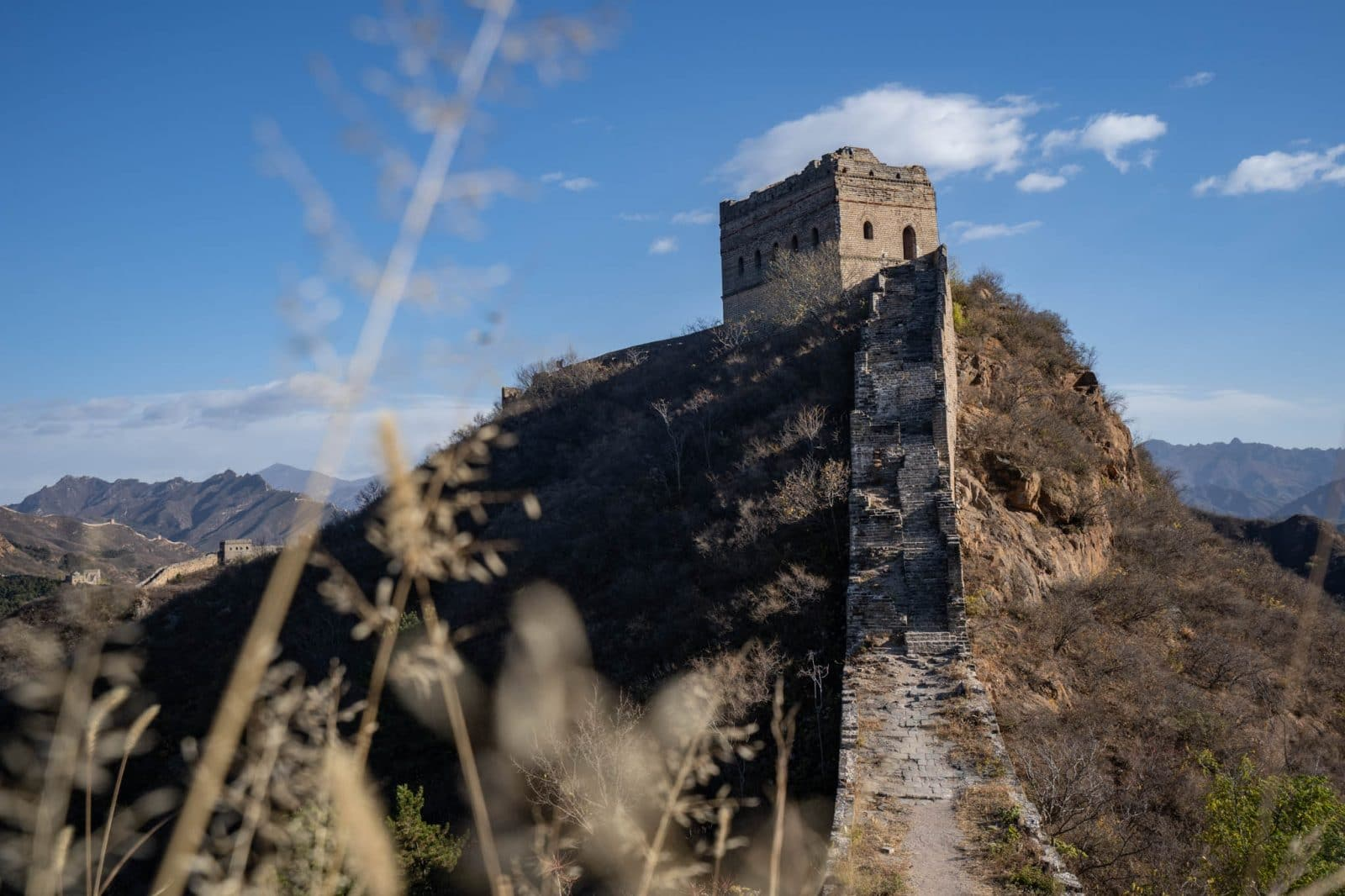 The Great Wall of China trek