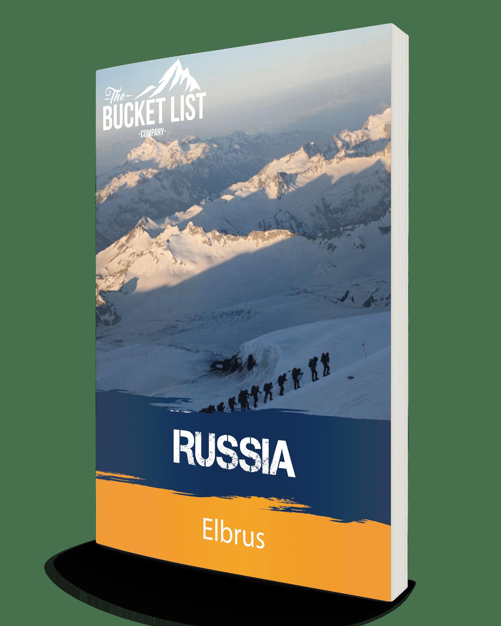 Mount Elbrus Climb Free Guide