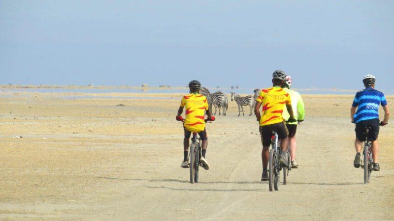 Tanzania cycling tour