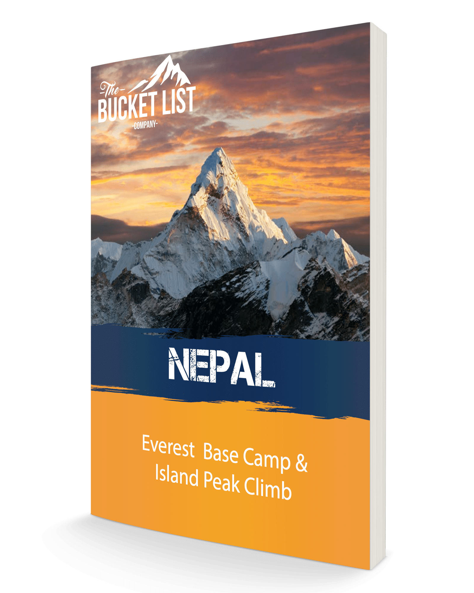 Mount Everest Base Camp & Island Peak Trek Free Guide