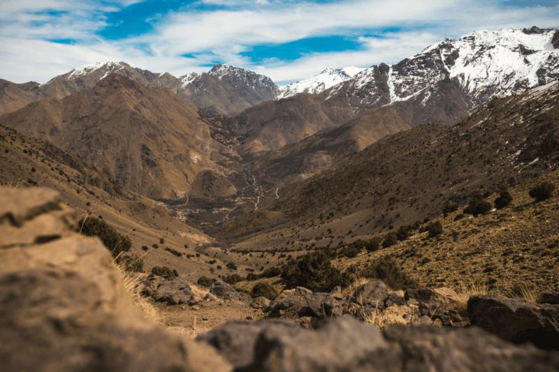 Mount Toubkal trekking