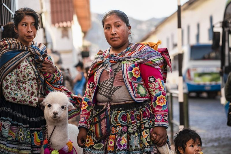 Cusco guided tour