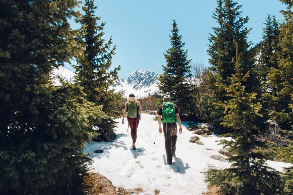 Trekking kit seasonal sales