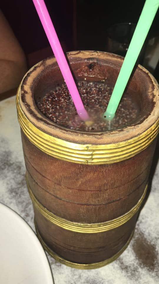 Lisa Brown Tongba - fermented millet seed beer