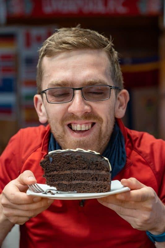 Food on Everest Base Camp trek