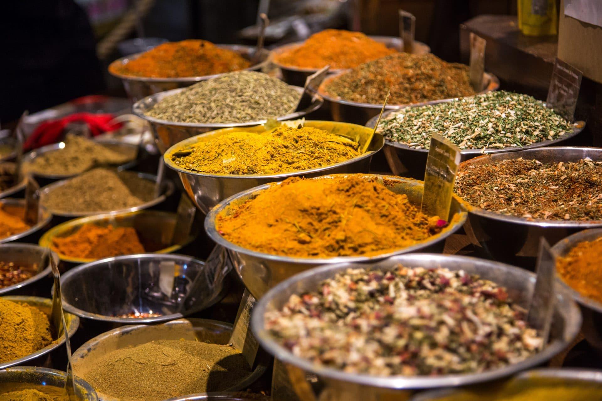 Nepali spices