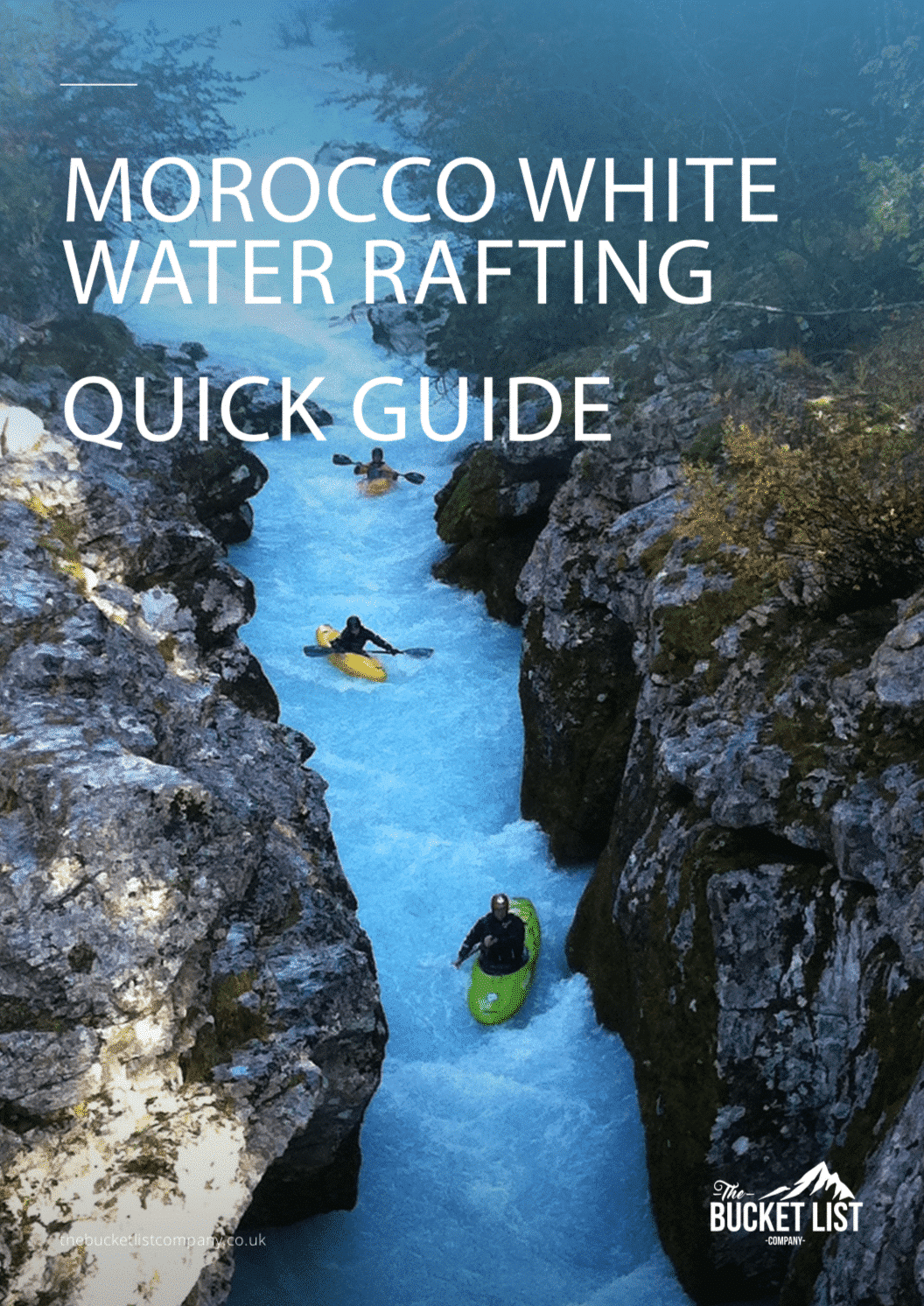 White Water Rafting, Morocco Free Guide
