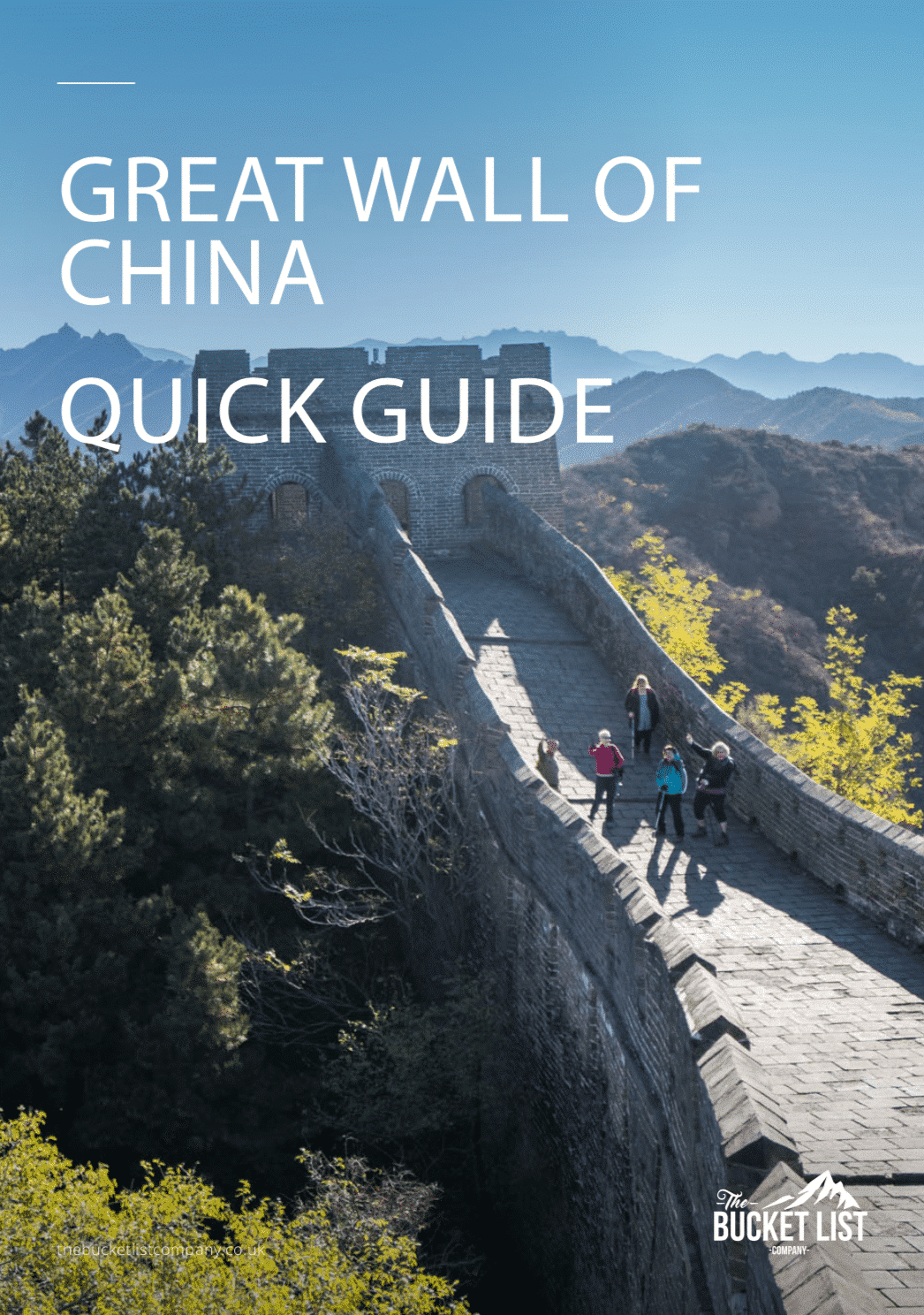 Great Wall of China Trek Free Guide