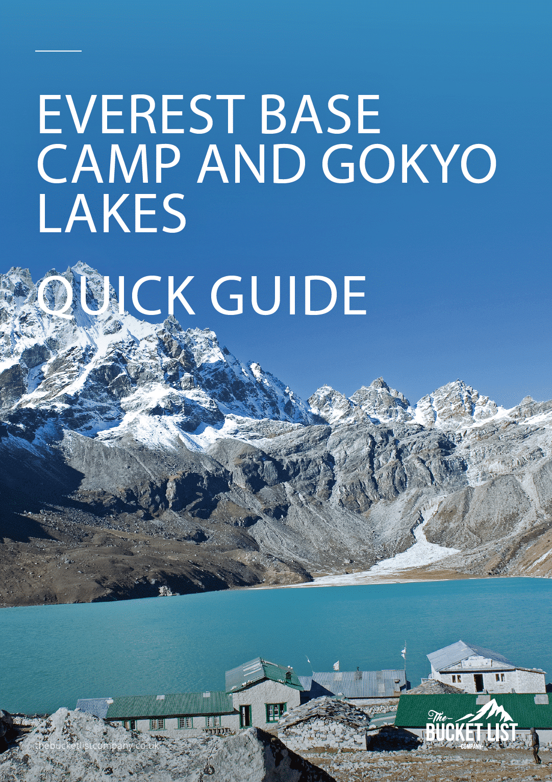 Everest Base Camp & Gokyo Lakes Trek Free Guide