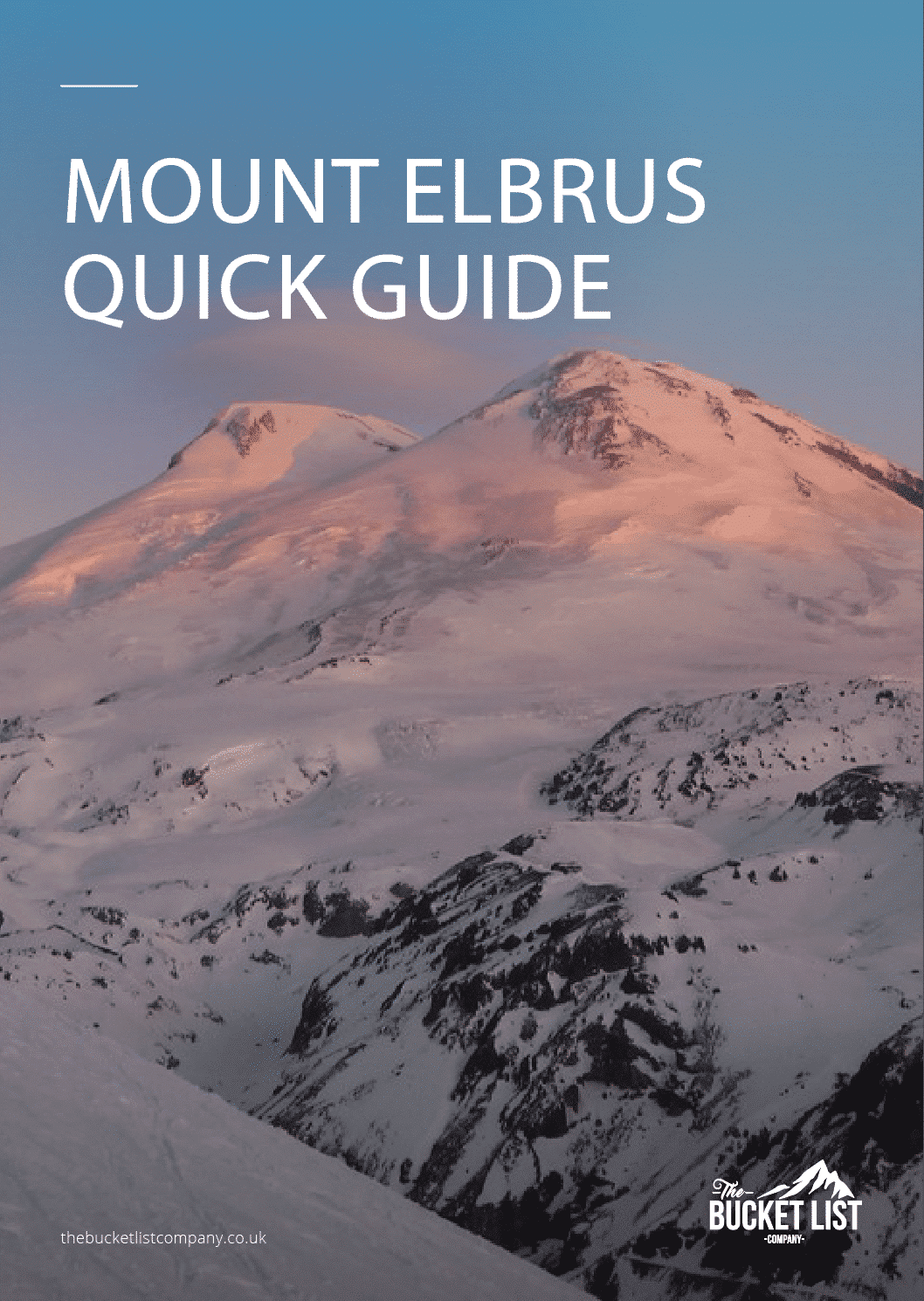Mount Elbrus Trek Free Guide